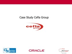 case study - Cefla Group